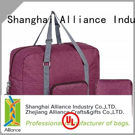 Alliance hot selling sports duffel bag from China for outdoor