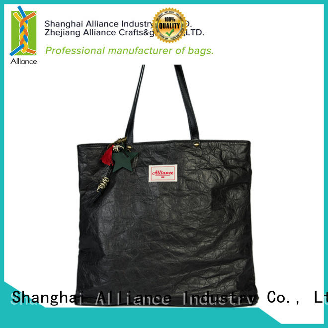 Alliance practical cotton bag customized for shopping