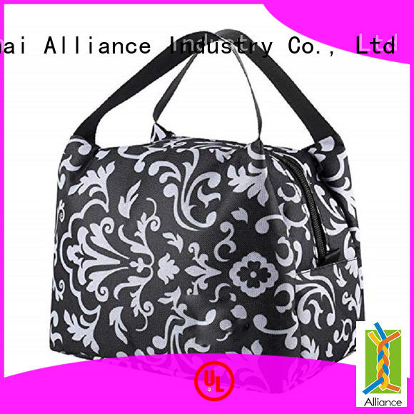lunch box cooler bag factory for food Alliance