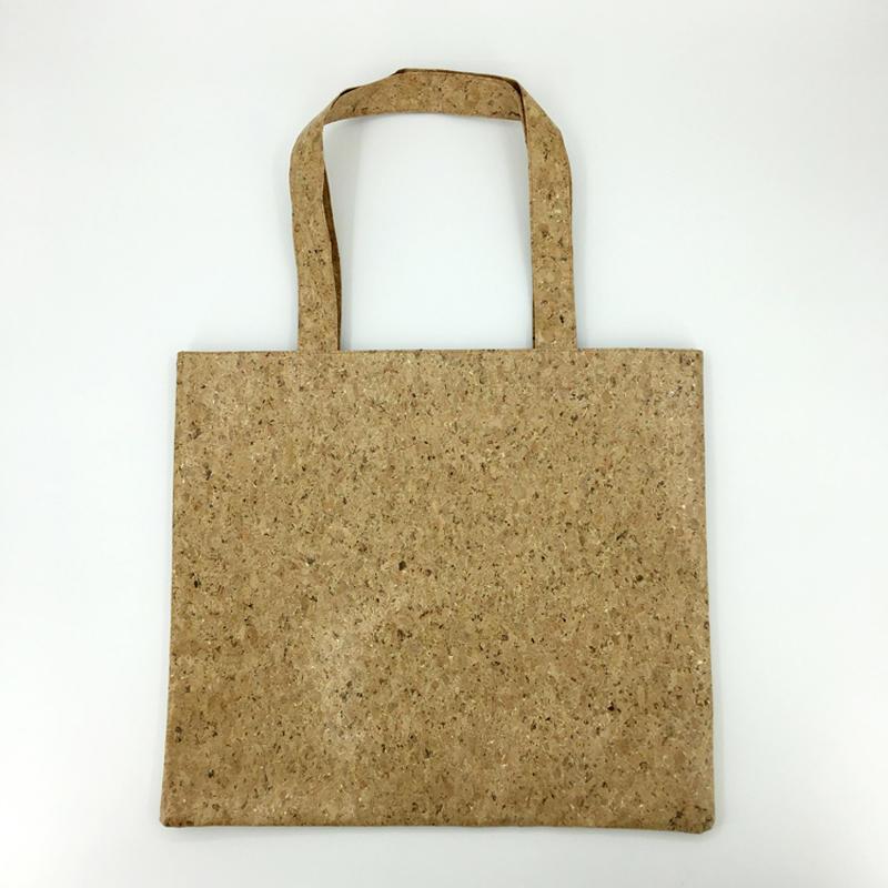 New Fashion Eco-friendly Waterproof Cork Shopping Bag