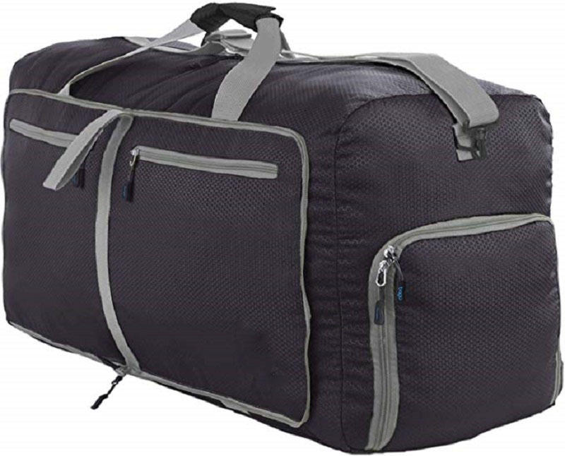 80L Travel Large Foldable Gym Duffel bag for Women amd Men