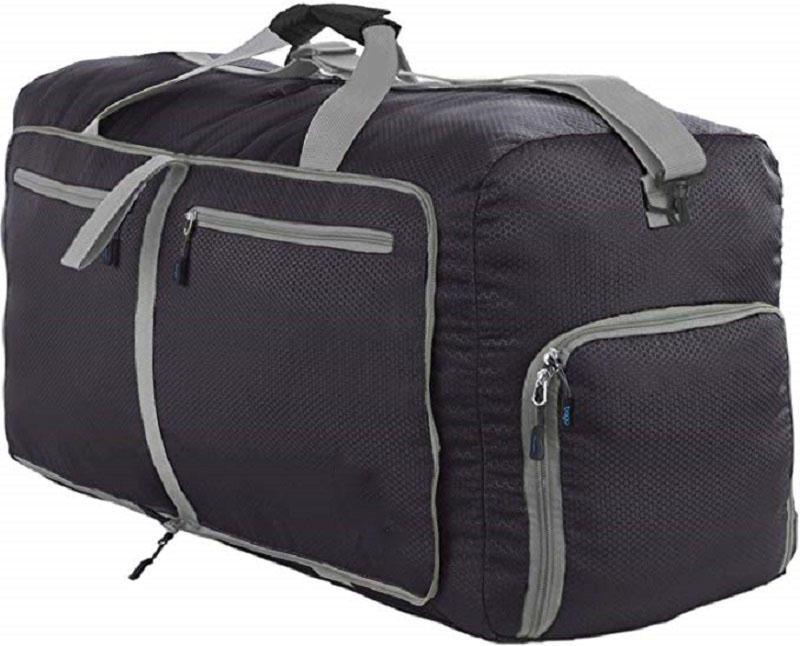 80L Travel Large Foldable Gym Duffel bag for Women amd Men