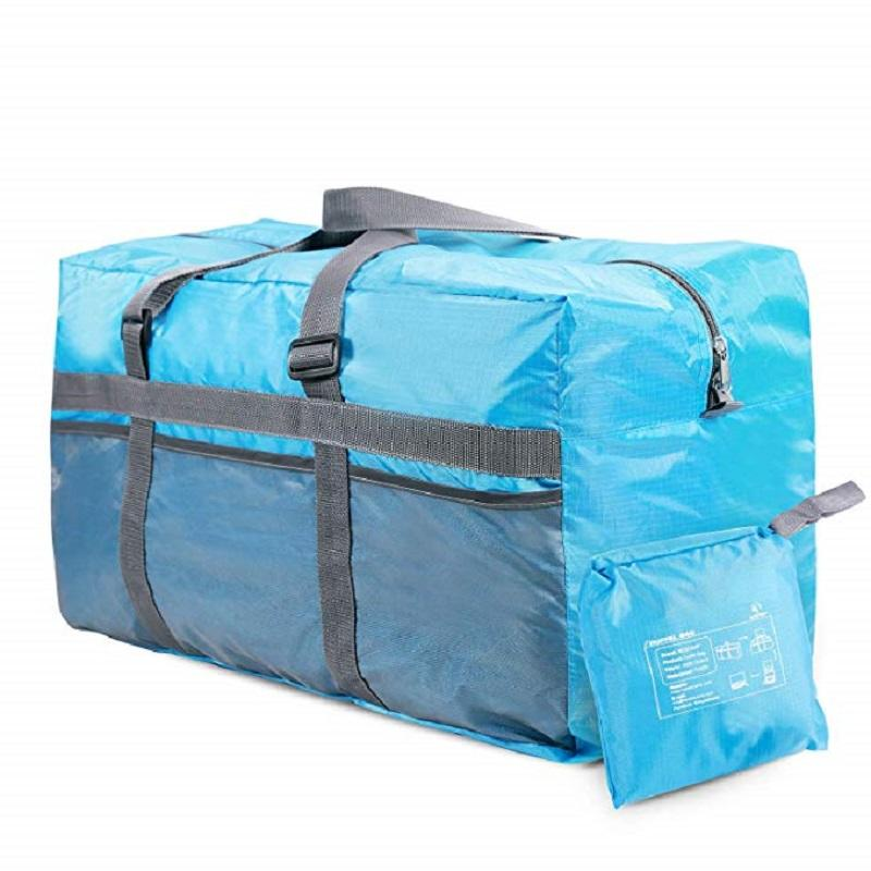 75L Extra Large Waterproof Travel Duffel Lightweight Multifunction Bag
