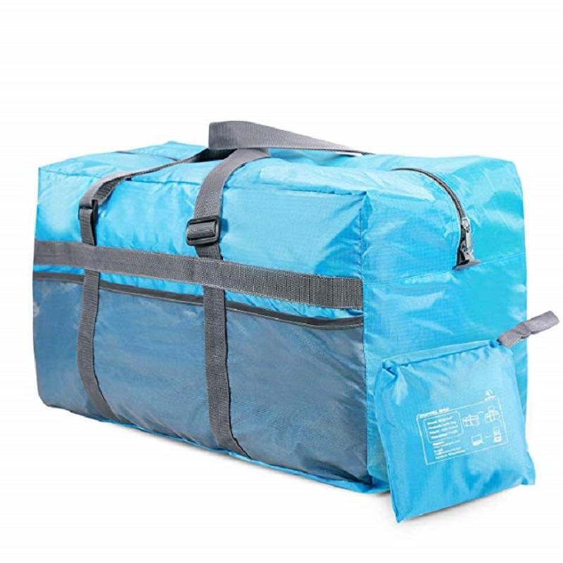 75L Extra Large Waterproof Travel Duffel Lightweight Multifunction Bag