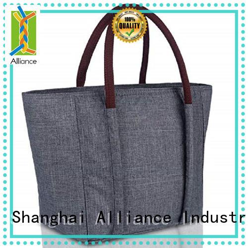 adjustable lunch cooler bag design for meal