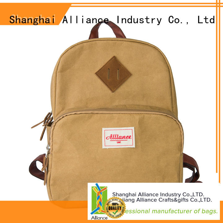 Alliance backpacks for girls with good price for men