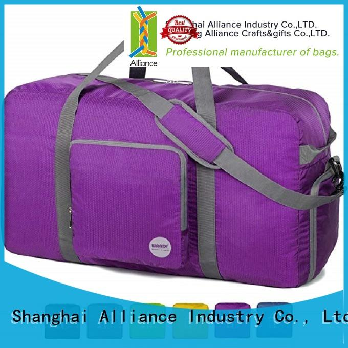 Alliance carry on duffel bag from China for sports
