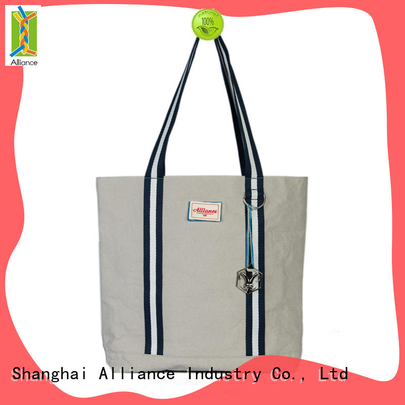 Alliance hot selling cotton bag manufacturer for shopping