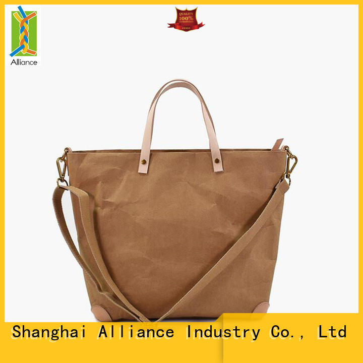Alliance reliable cotton tote bags manufacturer for books