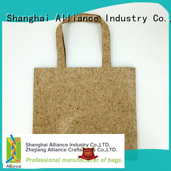 Alliance reusable personalized tote bags manufacturer for grocery