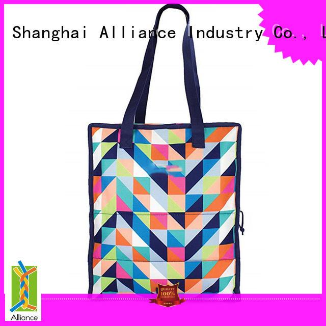 Alliance elegant lunch box cooler bag factory for meal