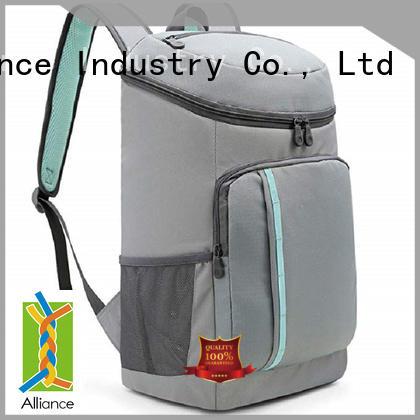 Alliance elegant cooler bag with shoulder strap for camping
