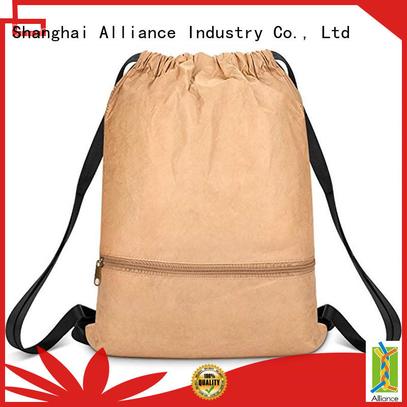 approved drawstring bags factory
