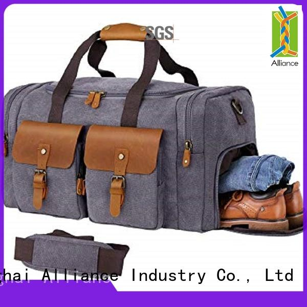 Alliance travel duffel bags manufacturer for outdoor