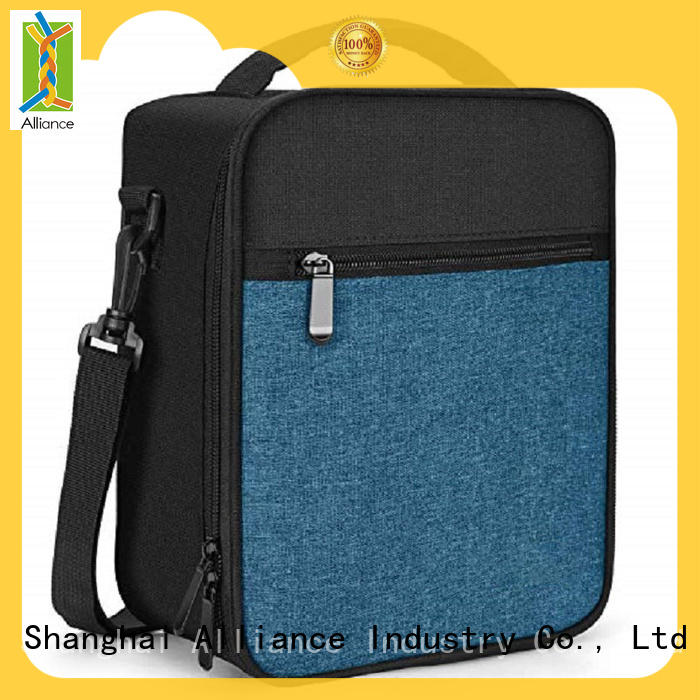 Alliance insulated lunch box cooler bag with good price for meal