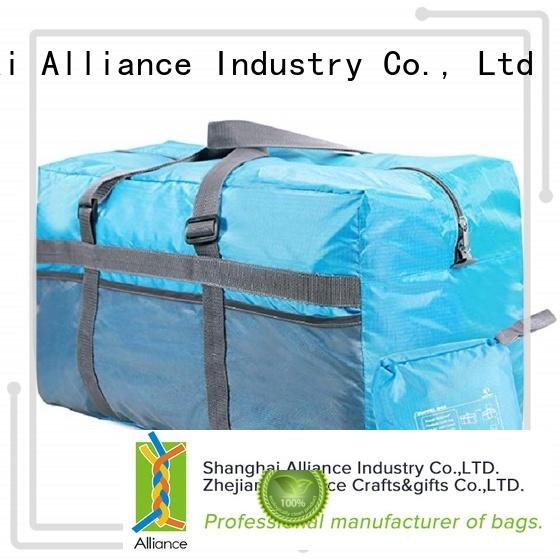 carry on duffel bag from China for weekender Alliance