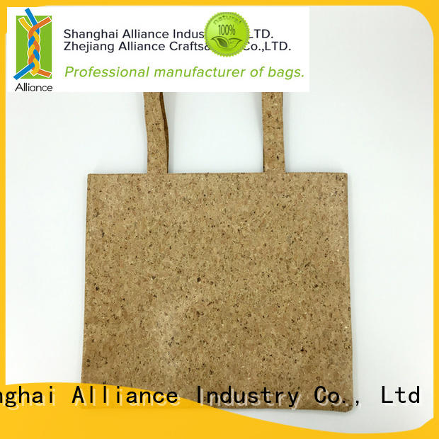 Alliance durable canvas tote bags customized for books