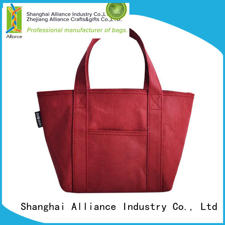 Alliance hot selling cotton tote bags from China for books