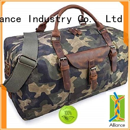 quality carry on duffel bag customized for gym