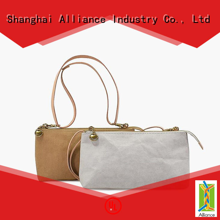 Alliance quality cotton bag customized for women