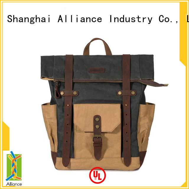 Alliance custom backpacks factory for fishing