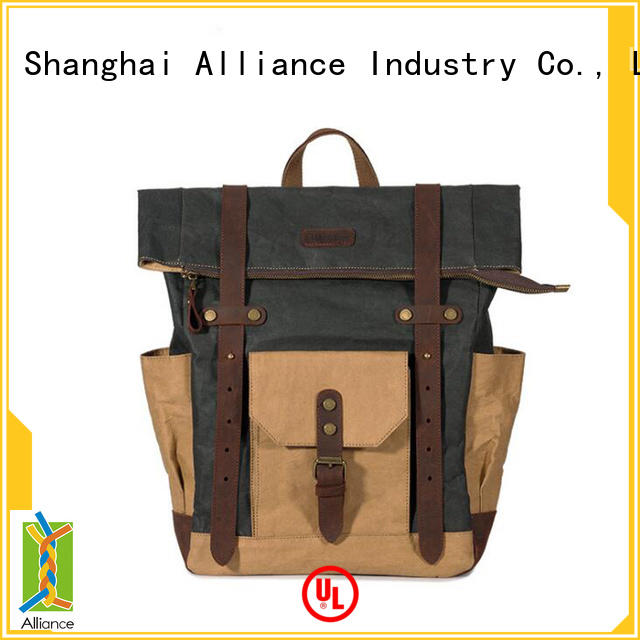 Alliance custom backpacks factory for fishing