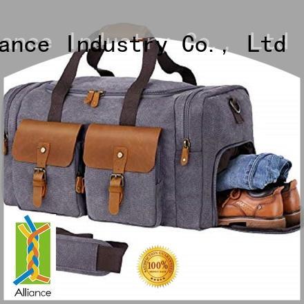waterproof duffel bag for gym Alliance