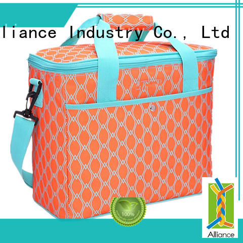 Alliance lunch box cooler bag with good price for food