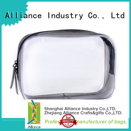 Alliance travel makeup bag wholesale for outdoor