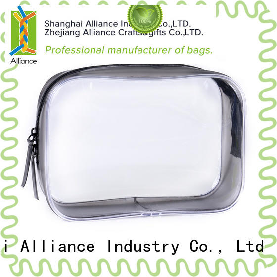 Waterproof Cosmetic Makeup Toiletry Clear PVC Travel Wash Bag