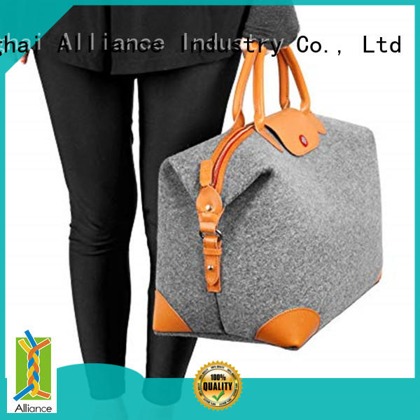 Alliance reusable tote bags manufacturer for women