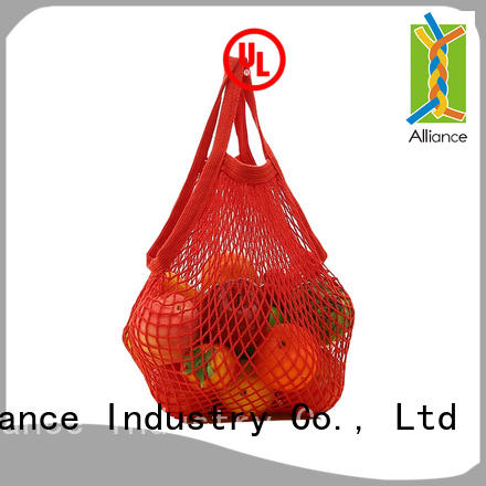 certificated mesh laundry bags wholesale for beach