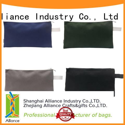 Alliance simple pencil bag personalized for pen