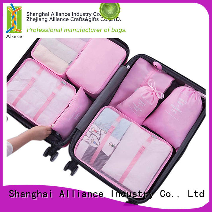 Alliance storage bags factory for clothes