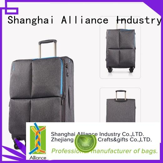 Alliance travel trolley suitcase inquire now for women