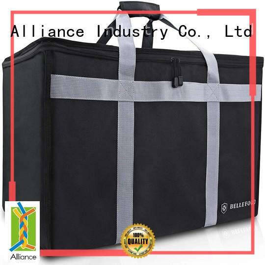 Alliance pizza warmer bags from China for restaurant