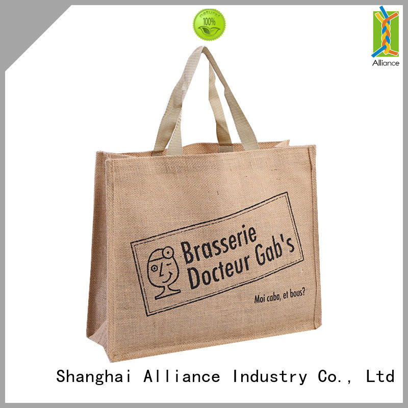 durable cotton bag customized for women