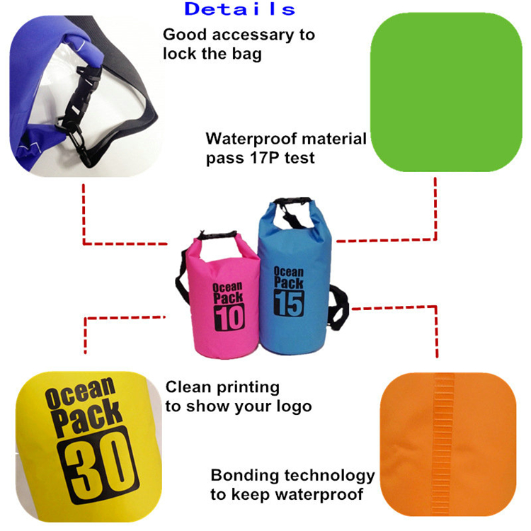 durable dry bag manufacturer for hiking-8