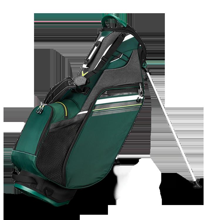 4 Way Divider Single Strap Stand Golf Bag