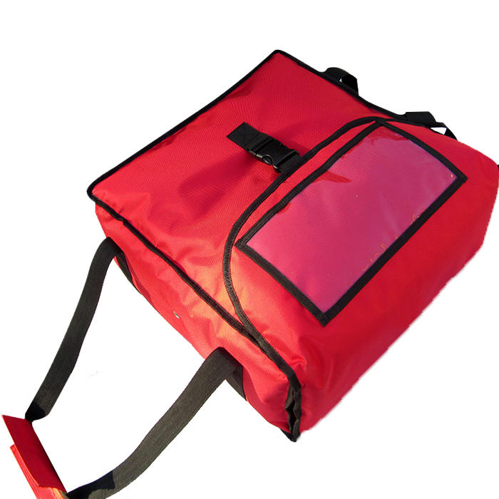600D Insulated Heated pizza delivery bags