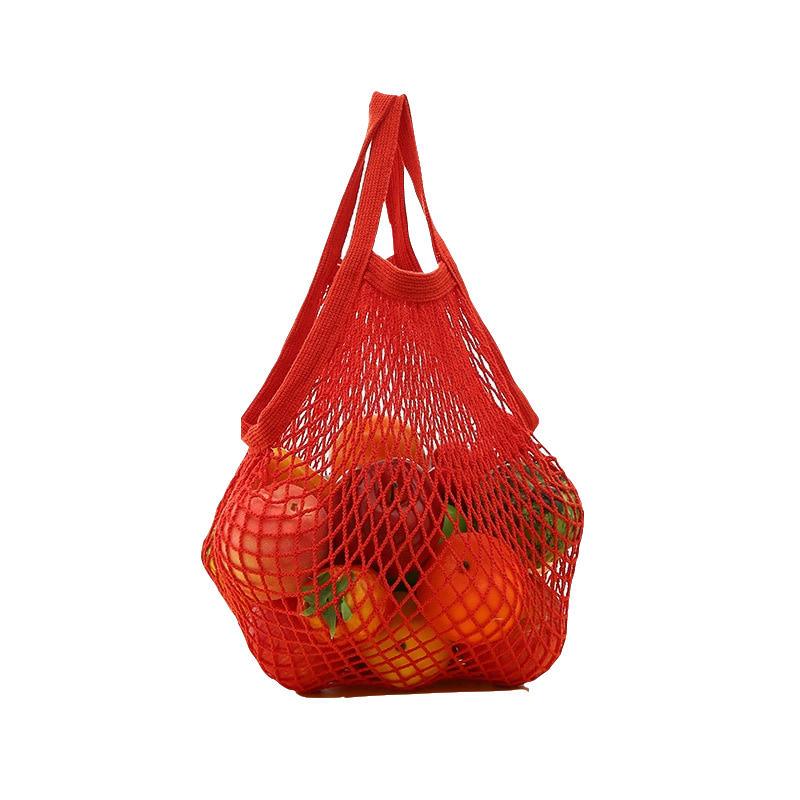 Reusable Grocery Cotton Mesh Bags