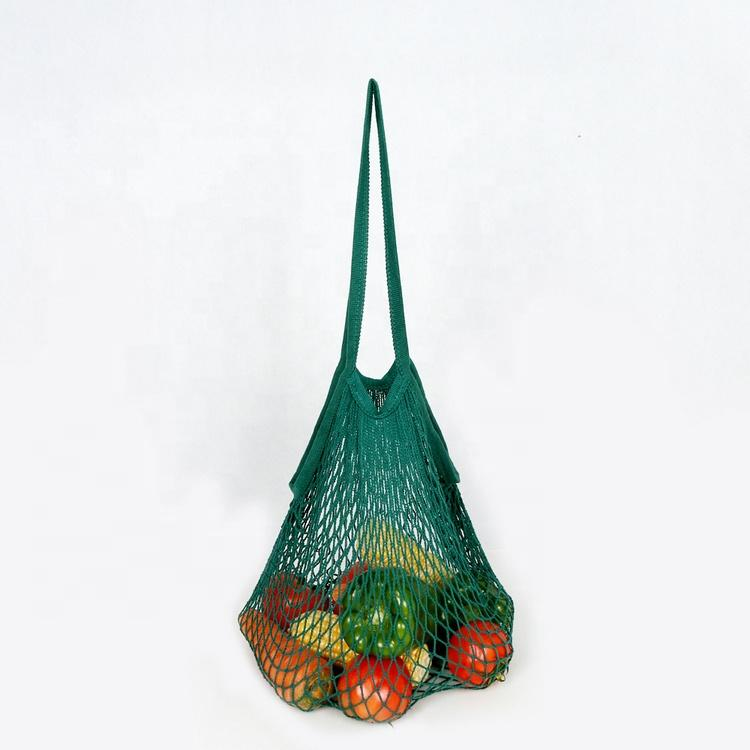 Eco Reusable Cotton Mesh Bag