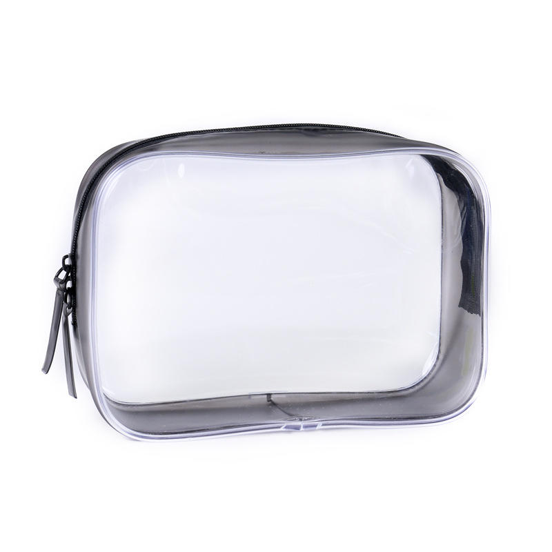 Waterproof Cosmetic Makeup Toiletry Clear PVC Travel Wash Bag