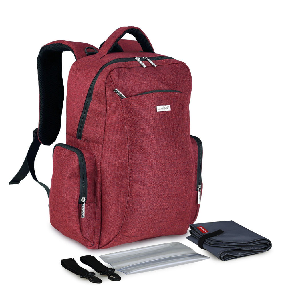 reliable diaper bag backpack series for wet cloth-2