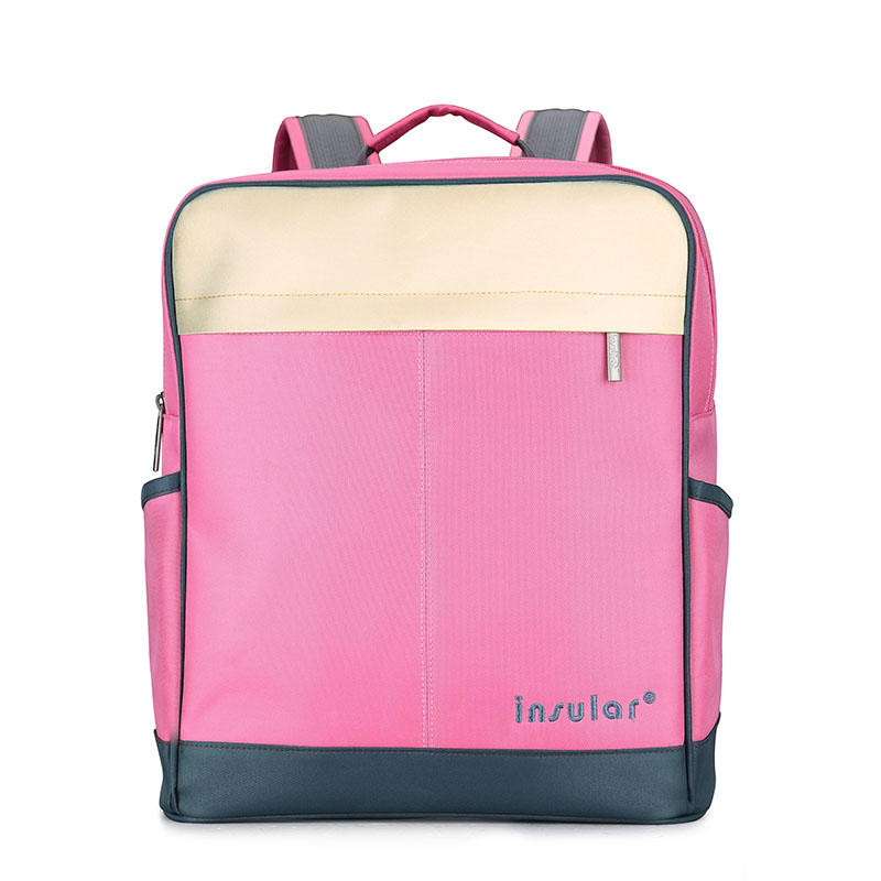 Diaper Bag Backpack, Large Unisex Baby Bags with Insulated Pockets & Changing Pad