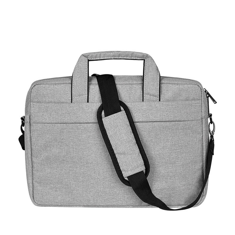 Laptop Case Business Briefcase Leisure Handbag Multi-Functional Travel Rucksack Fits 15.6 Inch Laptop