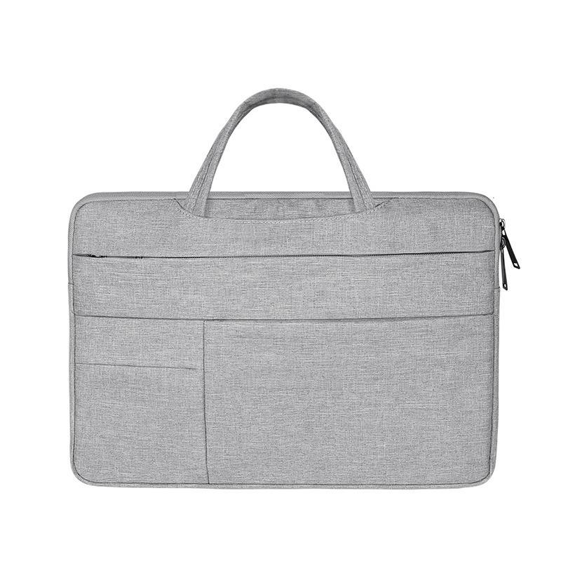 Laptop Bag for Women Slim Light Business Briefcase Shoulder Messenger Bag Water Resistant Portable Computer Bag