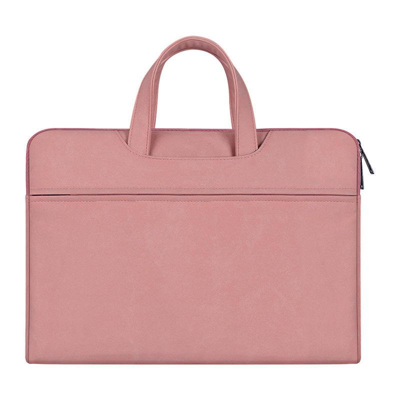 Laptop Shoulder Bag Water Resistant Laptop Case for MacBook Pro, MacBook Air, Notebook Carry Case