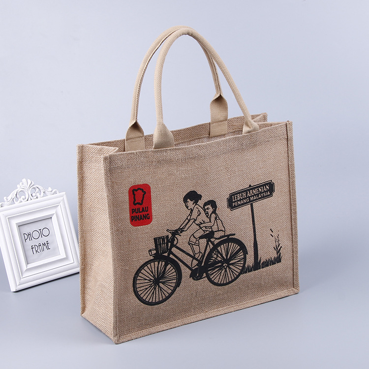 reusable tote bags manufacturer for books-1