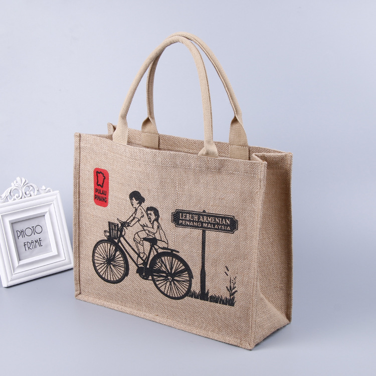 reusable tote bags manufacturer for books-2